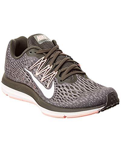 newsprint Zapatillas De Running Multicolor 004 5 dark Wmns Zoom summit White Nike Mujer Para Winflo Stucco vwWFRUnq