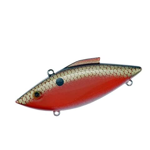 Rat-L-Trap Lures 3/4-Ounce Mag Trap (Red Shad) - Mag Trap