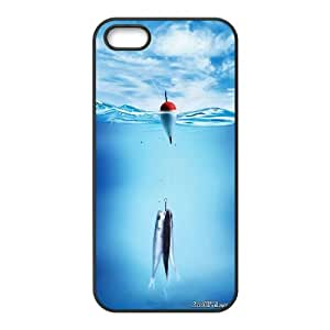 iPhone 4 4s Cell Phone Case Black Fishing TR2242052