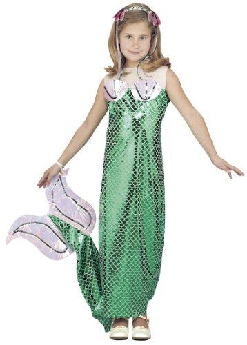 Mermaid Costume Large