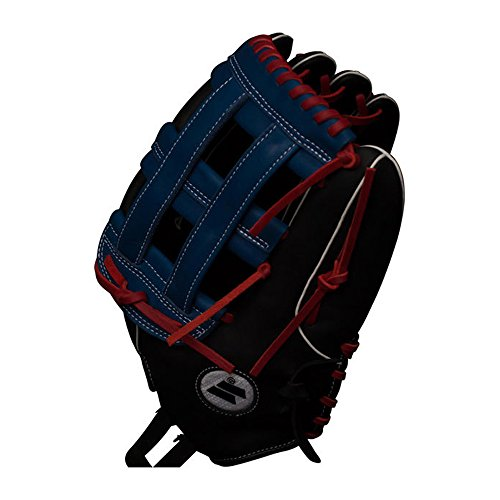 Worth XT Extreme Slowpitch Softball Glove, 14 inch, Pro H Web, Right Hand Throw