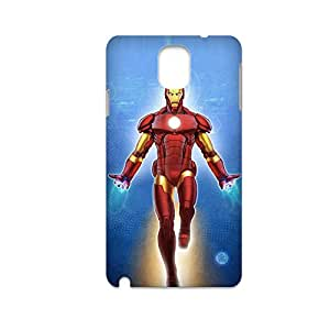 Generic Protection Back Phone Case For Teen Girls Printing Iron Man For Samsung Galaxy Note3 Full Body Choose Design 1-13