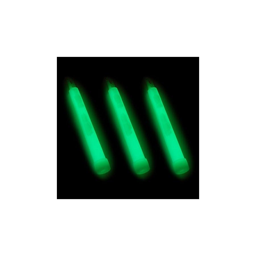 "Universal Tool SE LS611G Glowing Light Stick in Green, 6"""