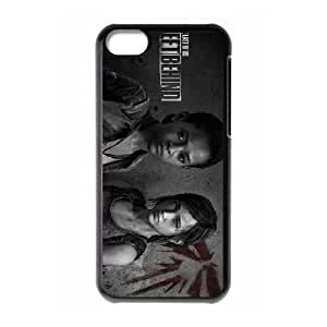 The Last Of Us iPhone 5c Cell Phone Case Black yyfD-277113