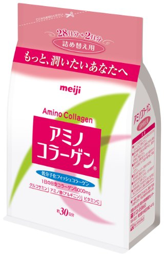 Meiji Amino Collagen Refill Supply product image