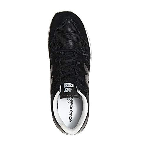 loopschoenen New U520e 5 Balance zwart 4 Vk 6qHv4q
