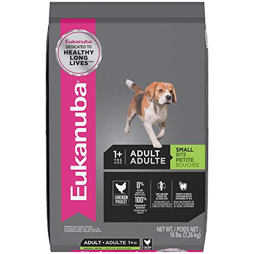 (Eukanuba Small Bite Adult Dog Food, 16 lbs.)