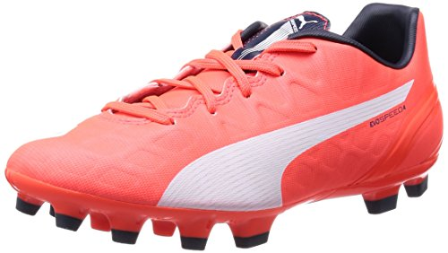 Puma Orange 4 Chaussures Soccer Ag Unisexes Evospeed 4 Jr De Enfants q4g7qr