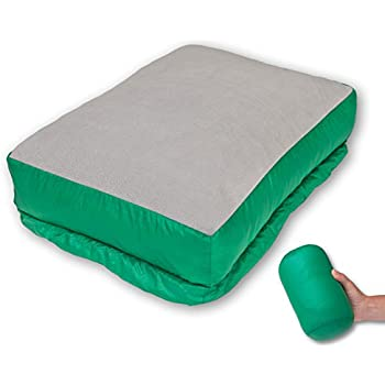 Down Backpacking Pillow - Ultralight, Compact, and Extremely Comfortable - Perfect for Camping, Backpacking, and Hammocks