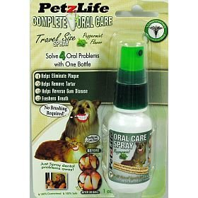 Amazon Com Petzlife Oral Care Travel Spray 1 Ounce