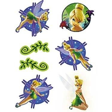 Disney Tinkerbell Tattoos - Tinkerbell Temporary Tattoo