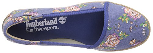 Timberland Casco Bay Ftw_ek Casco Bay Fabric Slip On - Alpargatas Mujer azul - Blau (BLUE)