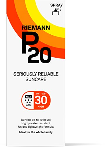 Price comparison product image Riemann P20 Spf30 Sunscreen 200ml