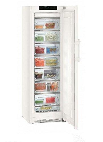 Liebherr GNP 4355 Libera installazione Verticale 270L A+++ Bianco congelatore