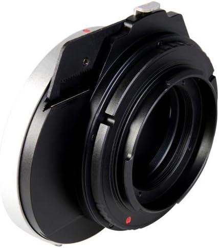 Kipon Shift Lens Mount Adapter for Canon FD Mount Lens to Sony E-Mount Camera