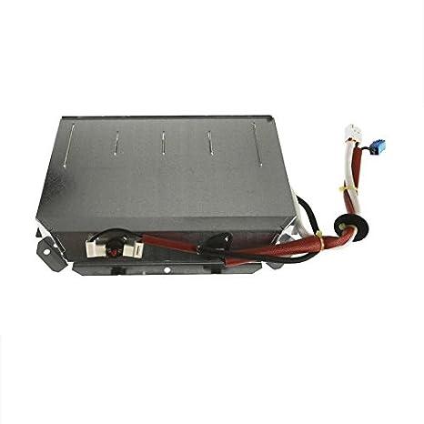 Lazer Electrics - Elemento calefactor y termostatos para Beko DC7041W DCB93166B DCB93166R: Amazon.es: Grandes electrodomésticos