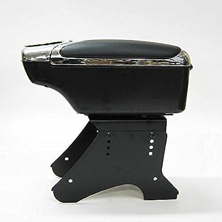 Boloromo 48011 Accoudoir Central Console Type Universel En Noir