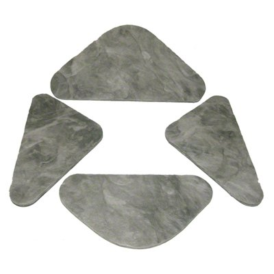 CPP Hood Insulation Pad for Buick Apollo, Chevy Chevy II, Nova, Oldsmobile Omega GMK401220268S