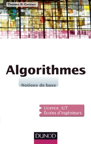 Algorithmes - Notions de base