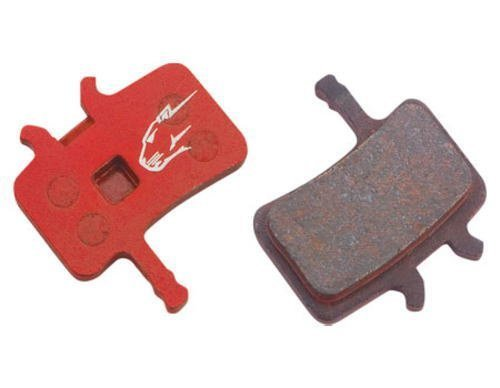 Jagwire Mountain Sport Disc Brake Pad Avid BB7 All Juicy ()