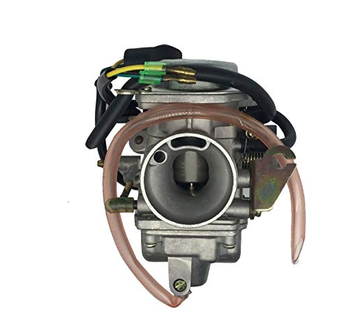 Hity Motor Carburetor for 1985 1986 1987 Honda Elite Ch 150 Ch150 150d Deluxe Scooter Carb ()