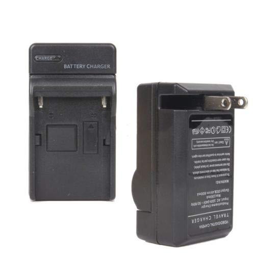 FidgetFidget Battery Charger NP-40 for CASIO Exilim EX-Z100 EX-Z1000 EX-Z50 EX-Z500/Z55 P600