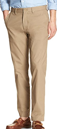 (Banana Republic Men's Emerson-Fit Chino Pants Acorn (36/30))