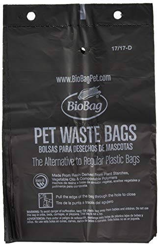 - BioBag, Pet Waste Bags, 50 Count