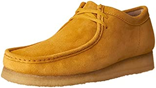 CLARKS Men's Wallabee Ochre Suede Oxford (B01I4MHTLI) | Amazon price tracker / tracking, Amazon price history charts, Amazon price watches, Amazon price drop alerts