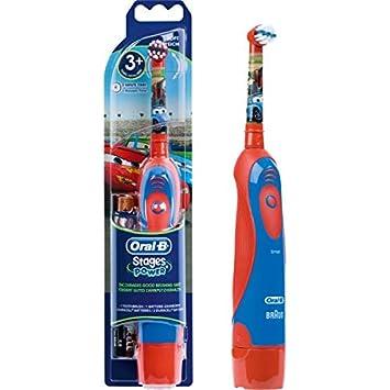 Oral-B Stages Power Cepillo de dientes con batería para niños: Amazon.es: Salud y cuidado personal