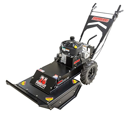 Buy riding mower for hilly terrain