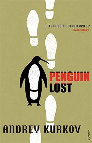 book cover of Penguin Lost
