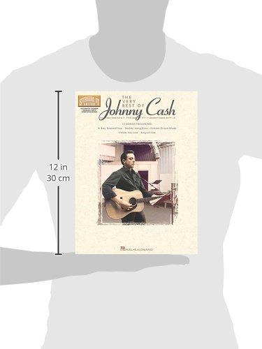Amazon.com: The Very Best of Johnny Cash (Strum It Guitar ...
