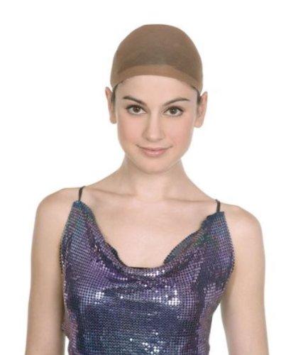 Haarnetz, Perückenunterziehhaube für Perrücken ✰Preis HIT✰ Haarhaube, Angenehmer Tragekomfort Kostüm Netz
