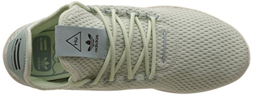 adidas Originals PW Tennis HU Mens Trainers Sneakers (UK 3.5 US 4 EU 36, Linen Green CP9765) by adidas (Image #7)