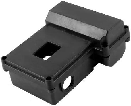 Circuito eléctrico negro de plástico Conectar la caja de conexiones 13cm x 10cm: Amazon.es: Instrumentos musicales