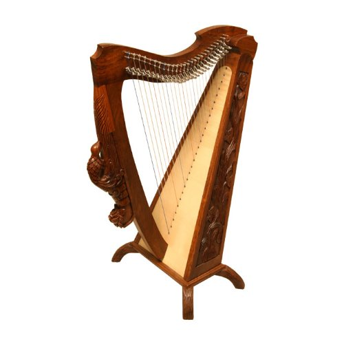 Roosebeck Woodlands Harp 26 Strings HWL26 by Roosebeck