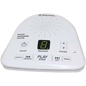 Southern Telecom EM1250 Emerson 40 Minute Answering Machine