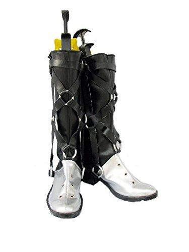 Bromeo Yu-Gi-Oh! 2 Inherited Memory Cosplay Chaussure Bottes Boots