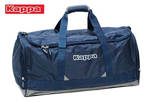 Sporttasche KAPPA blau Reisetasche Sport Fitness Reise, 64 cm