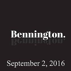 Bennington Archive, September 2, 2016