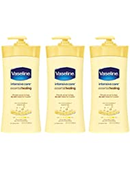 Vaseline Intensive Care Body Lotion, Essential Healing...