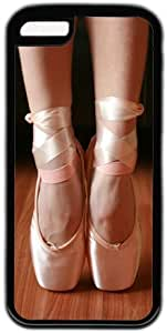 Ballet Pointe Theme Case For Ipod Touch 4 Cover