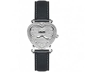 Joe Rodeo Diamant Damen Uhr - MINI HEART silber 0.27 ctw