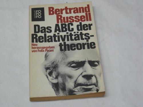 Das ABC der Relativitätstheorie.