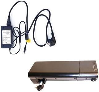 Porta 36V/10, 4Ah cremagliera batteria con cella di Samsung con il caricatore e la spinta della batteria PortaPower