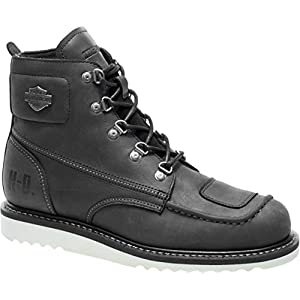 HARLEY-DAVIDSON FOOTWEAR Men's Hagerman Motorcycle Boot