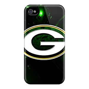 Fashionable Wlp3870eBul Iphone 4/4s Case Cover For Green Bay Packers Protective Case