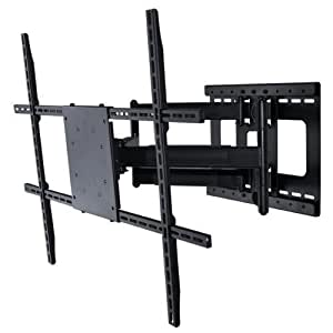 full motion tv wall mount with 32 inch long. Black Bedroom Furniture Sets. Home Design Ideas