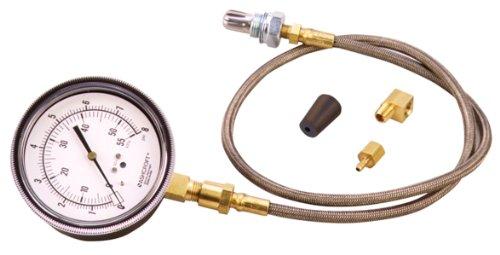 Engine Exhaust Back Pressure - 2